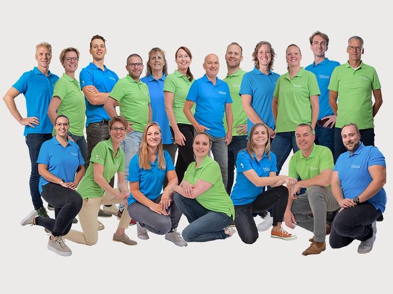 teamfoto Vitas